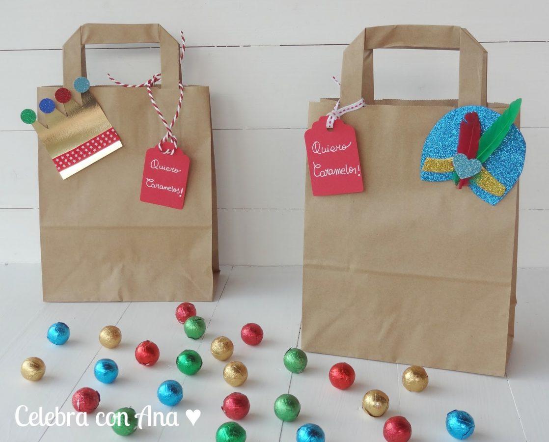 Bolsas de caramelos para la cabalgata de reyes celebra - Ideas de regalos para reyes ...