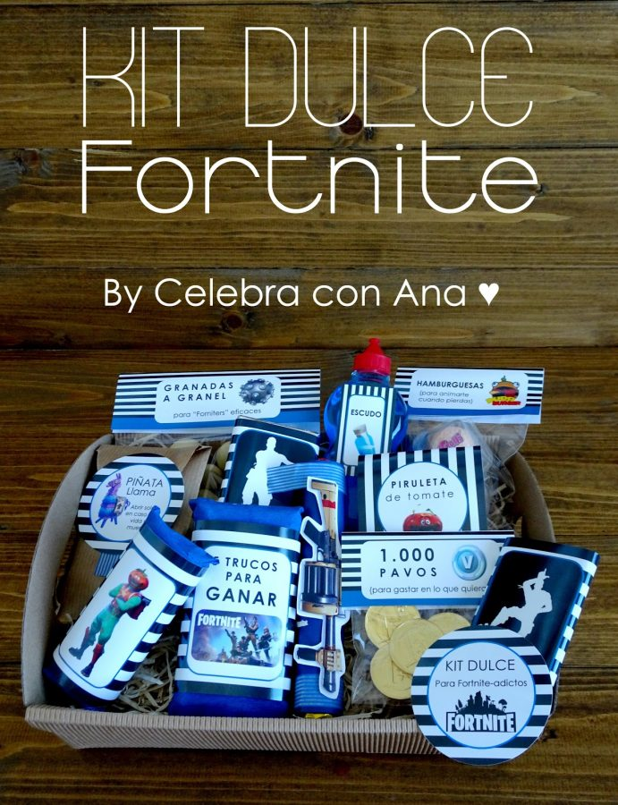 Kit Dulce Celebra con Ana