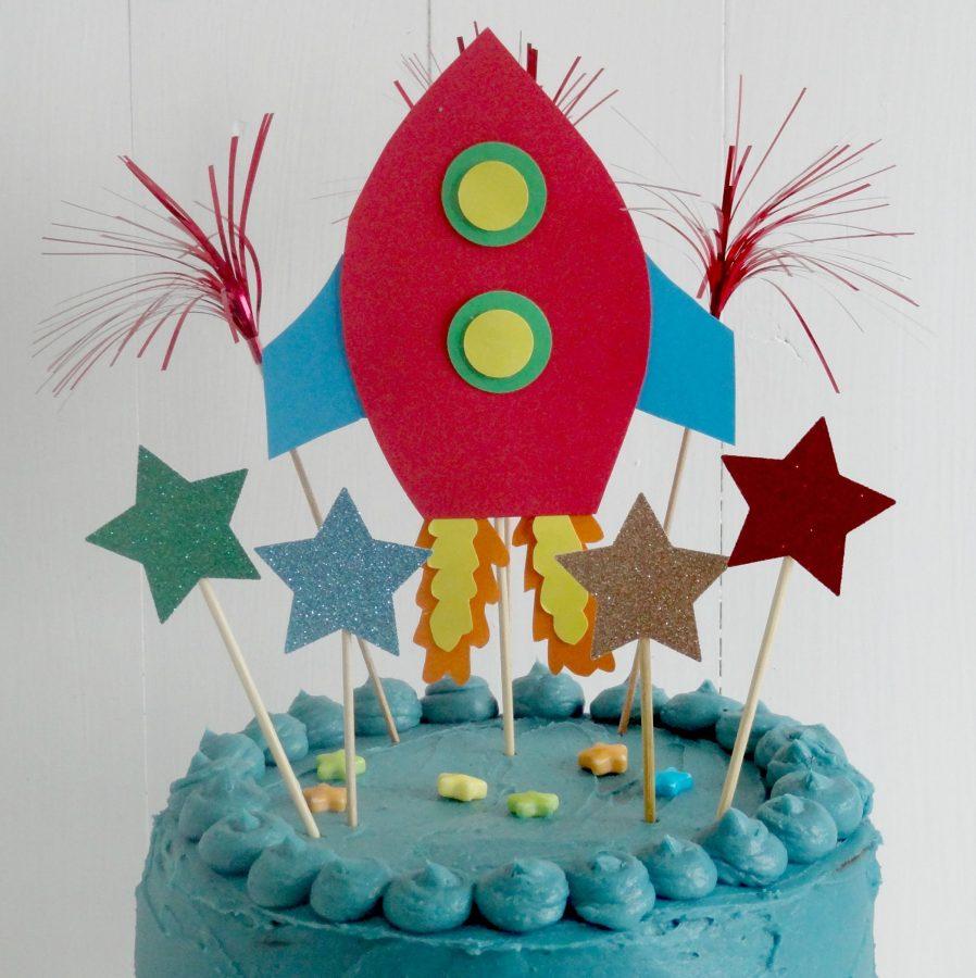 fiesta de astronautas