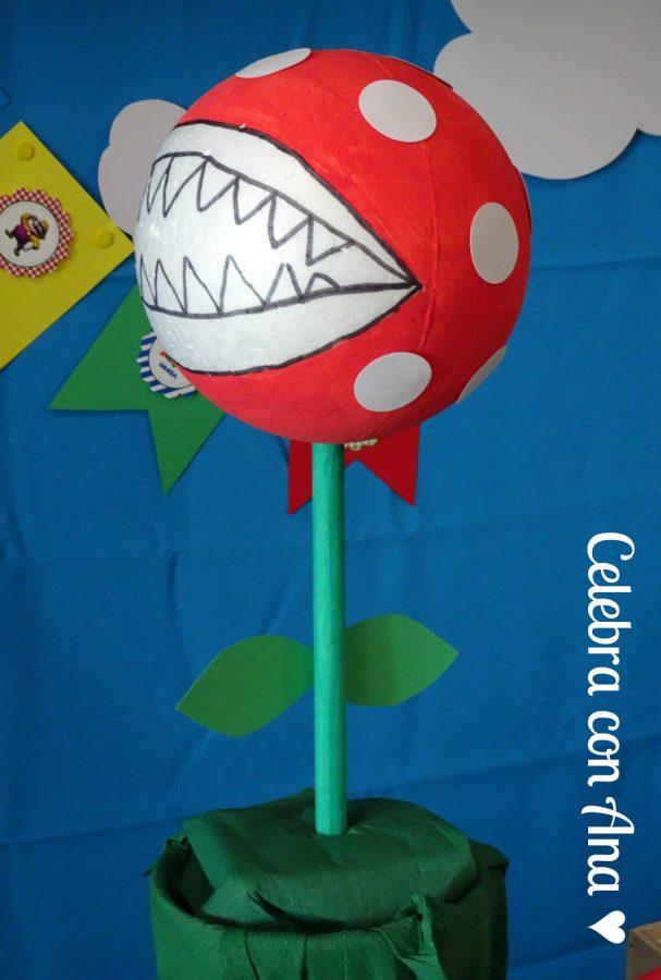 Flor de Mario Bros