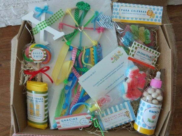 regalo para recién nacido
