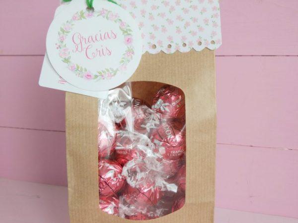 bolsa de bombones
