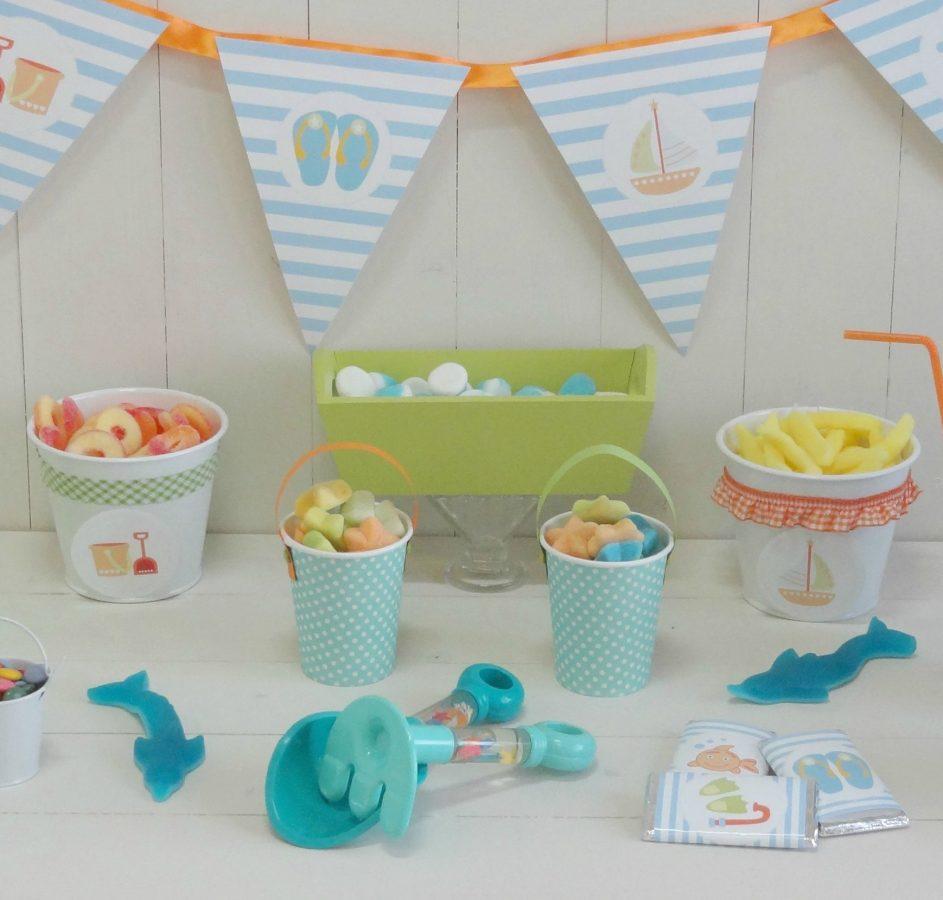 kit de fiesta de verano