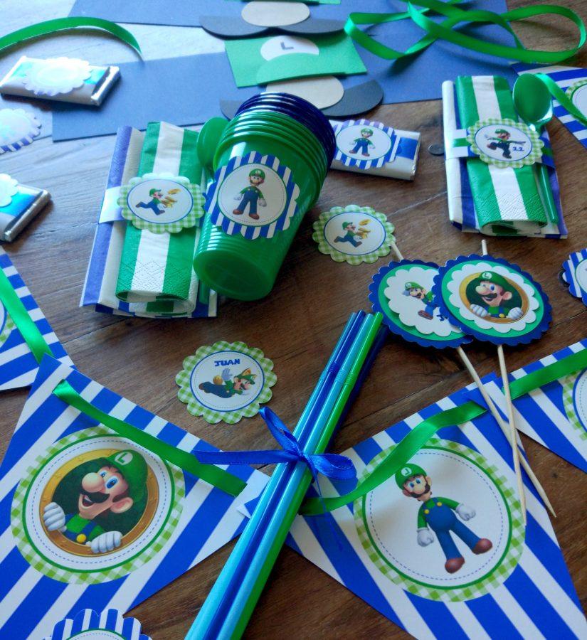 fiesta de Luigi