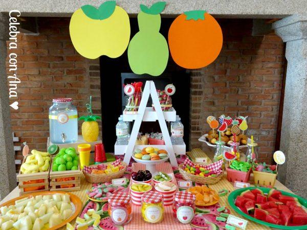 fiesta de la fruta