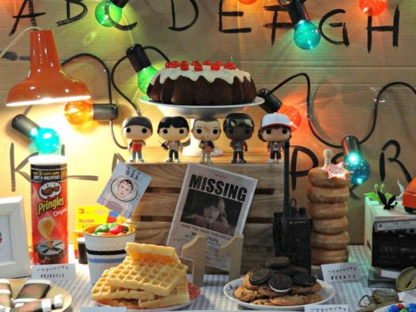kit de fiesta stranger things