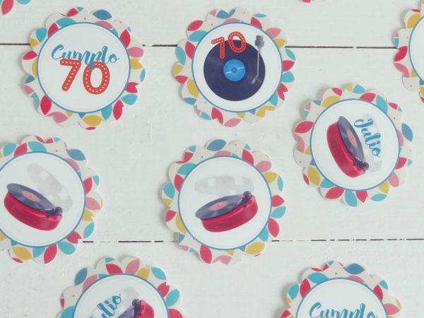 fiesta años 70