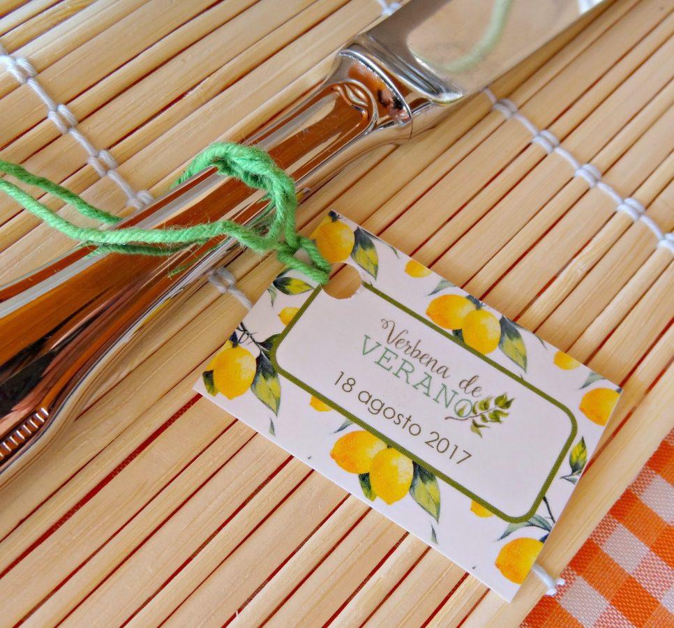 fiesta limones