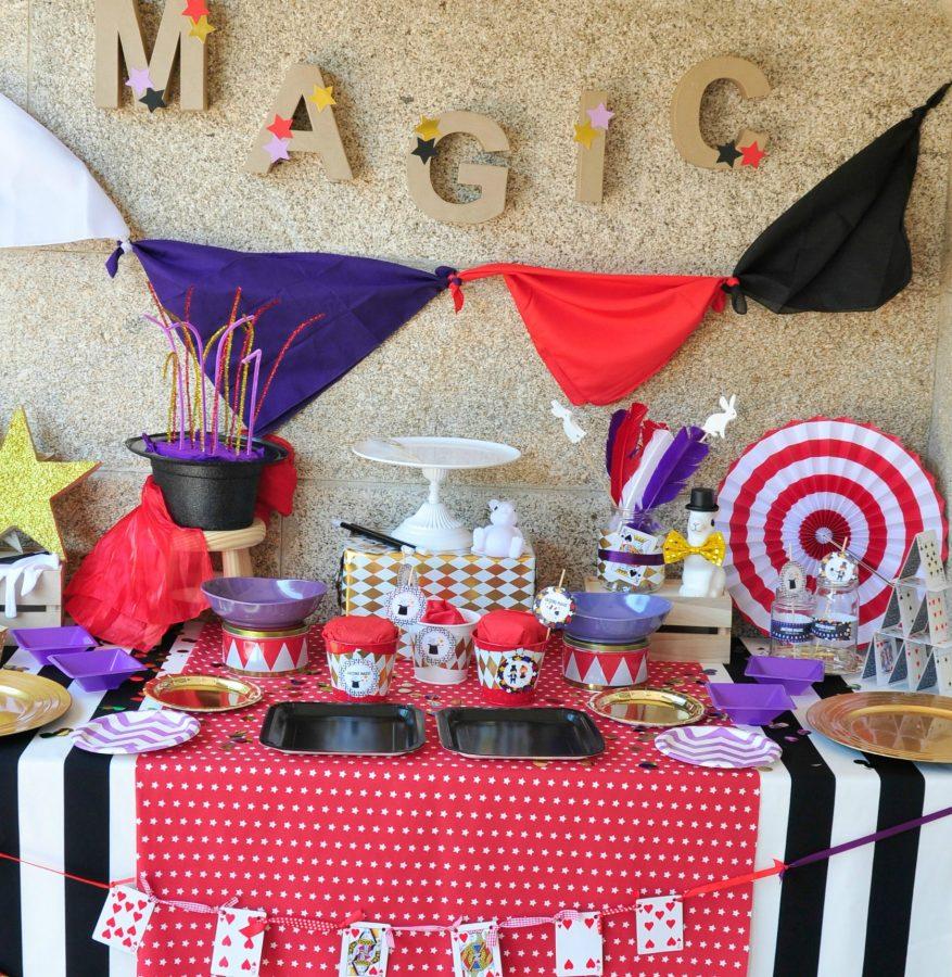 fiesta de la magia