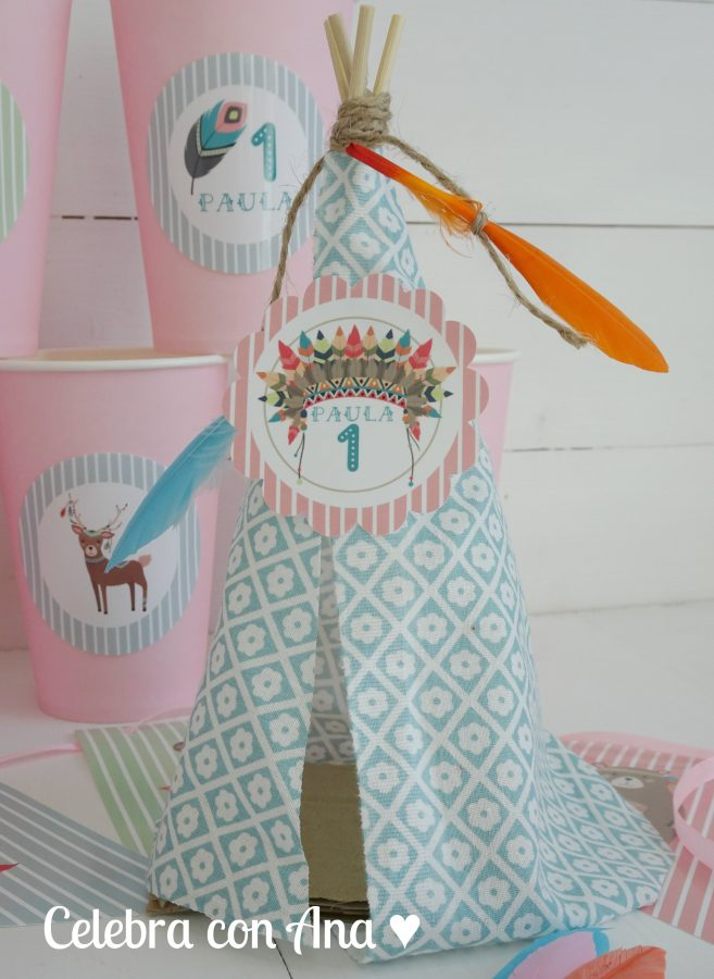 mini tipi de tela