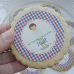 galletas comunión niño