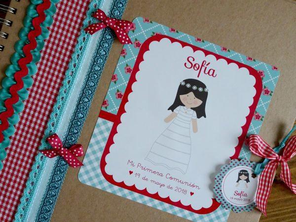 Kits de Comunión para Niña