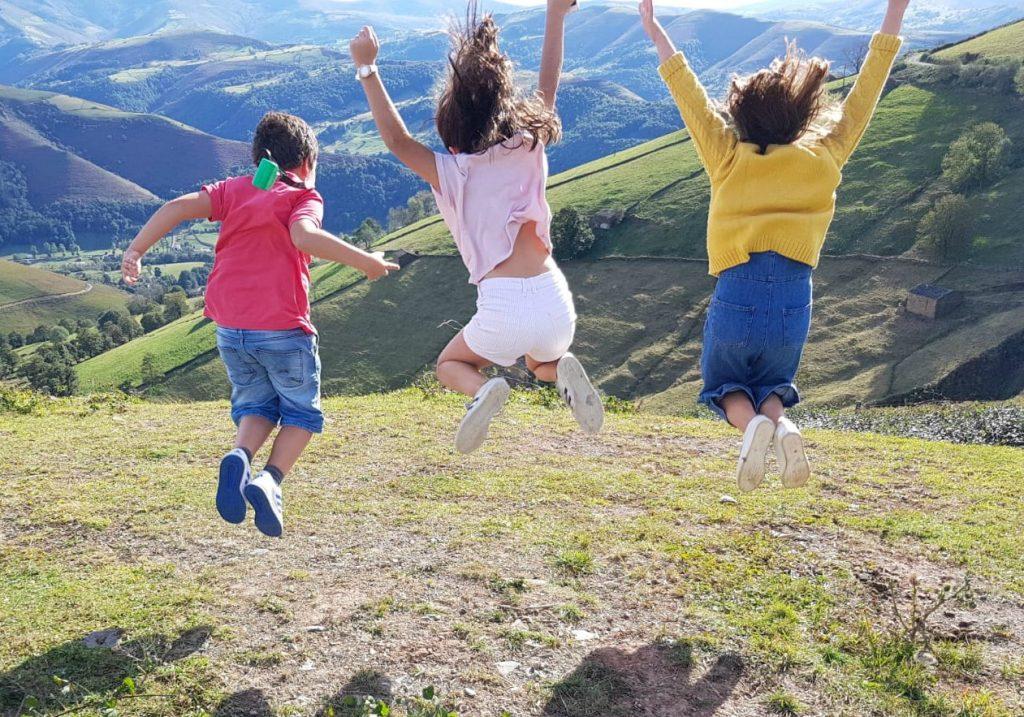 Cantabria con niños