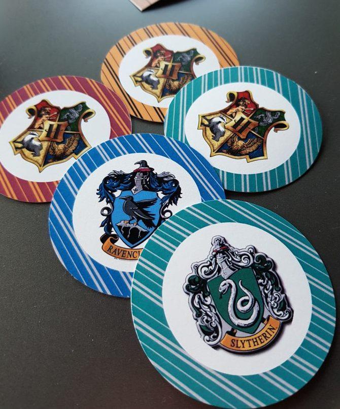 fiesta Harry Potter