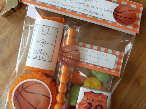 Kit dulce baloncesto