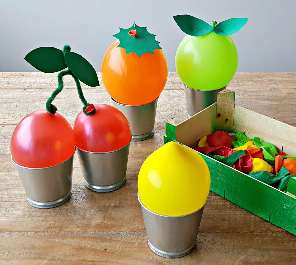 Fruta Globo