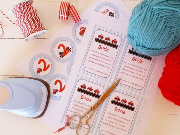 Kits Imprimibles Fiestas Infantiles