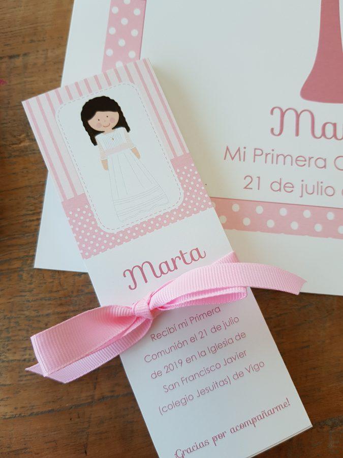 Comunión de Marta