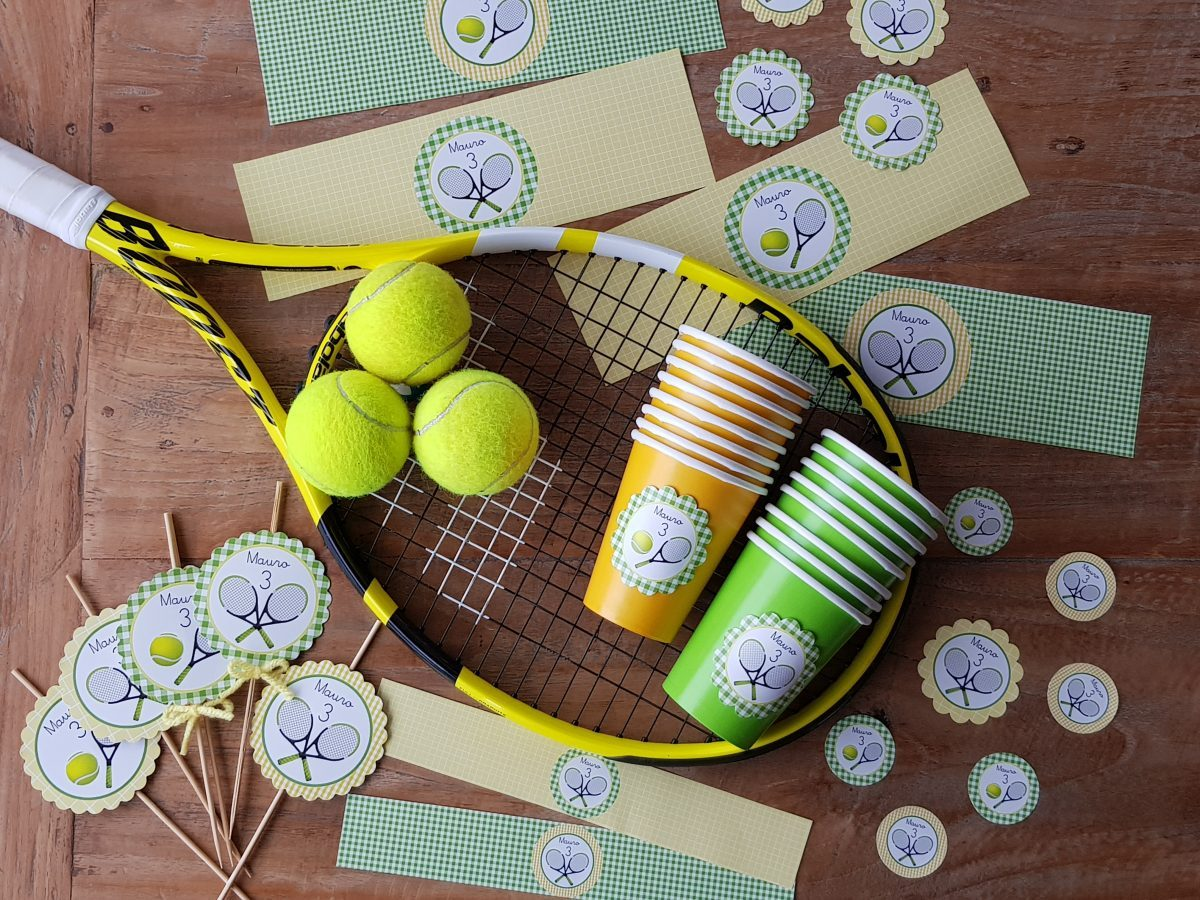Fiesta tenis