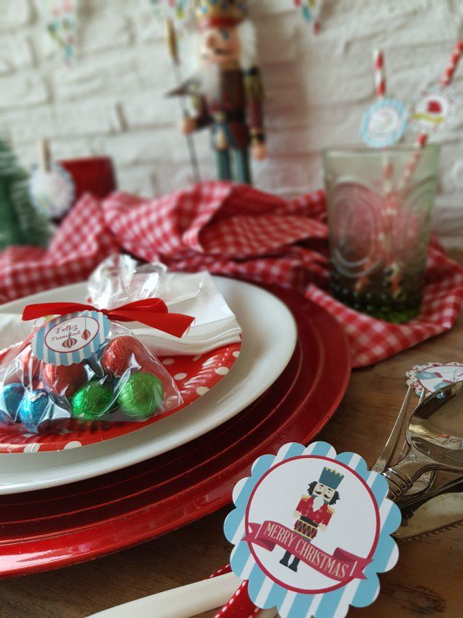 Kit fiesta Navidad