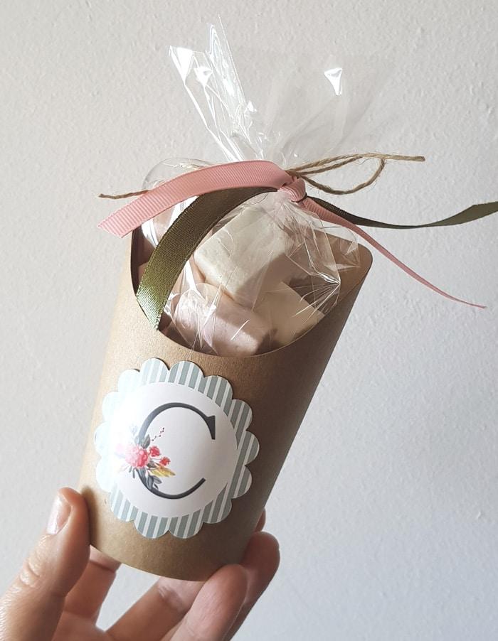 packaging comunión